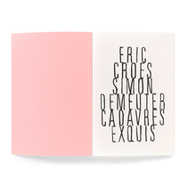 Load image into Gallery viewer, ERIC CROES & SIMON DEMEUTER - CADAVRES EXQUIS / TRIANGLE BOOKS