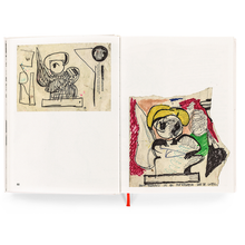 Load image into Gallery viewer, EDDIE MARTINEZ - MORE DRAWINGS / TRIANGLE BOOKS