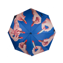 Load image into Gallery viewer, TOILETPAPER / LIPSTICK UMBRELLA