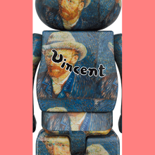 Load image into Gallery viewer, BE@RBRICK 1000% - VINCENT VAN GOGH #2 / MEDICOM TOY +