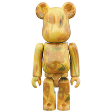 Load image into Gallery viewer, vincent_van_gogh-bearbrick_set-medicom_toy-eye_shut_island-designshop_stockholm-15