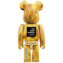 Load image into Gallery viewer, vincent_van_gogh-bearbrick_set-medicom_toy-eye_shut_island-designshop_stockholm-14