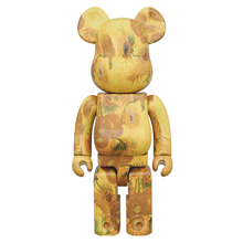 Load image into Gallery viewer, vincent_van_gogh-bearbrick_set-medicom_toy-eye_shut_island-designshop_stockholm-1