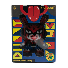 Load image into Gallery viewer, ZMIRKY DUNNY ART FIGURE BY ROMAN KLONEK / KIDROBOT
