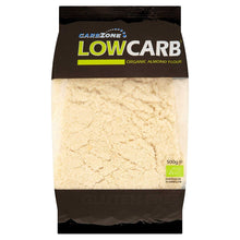 CarbZone Low Carb Organic Almond Flour 500g