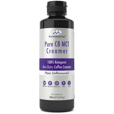 Ketosource Pure C8 MCT Coffee Creamer