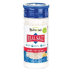 Redmonds Real Salt Fine - Shaker