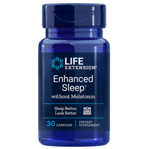 Life Extension Enhanced Sleep without Melatonin - 30 capsules