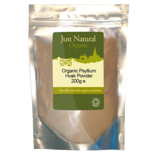 Just Natural Organic Psyllium Husk Powder