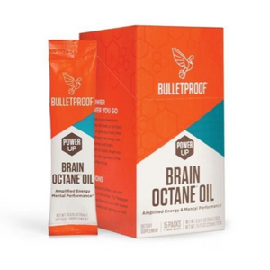 Bulletproof Brain Octane GoPacks