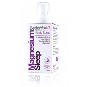 Better You Magnesium Sleep Body Spray 100ml