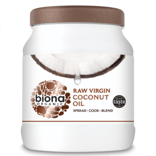 Biona Organic Virgin Coconut Oil 800 g