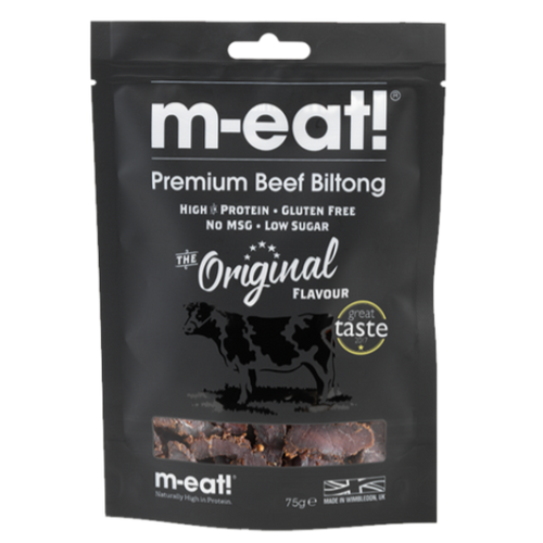 M-EAT! Biltong 250g (7 servings)