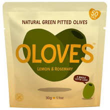 Oloves Olives (Box of 10 x 30g)