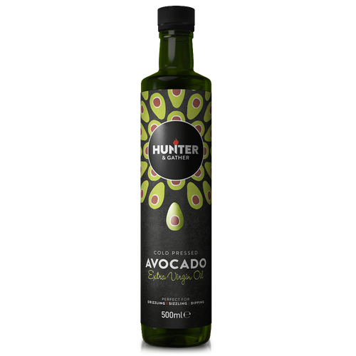Cold Pressed Extra Virgin Avocado Oil