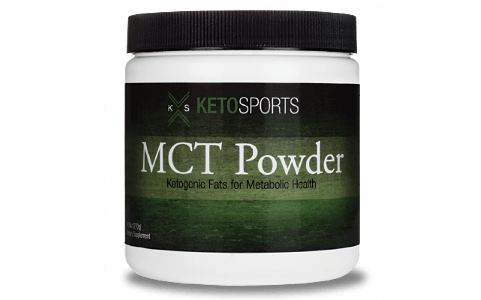 MCT Powder | By KetoSports