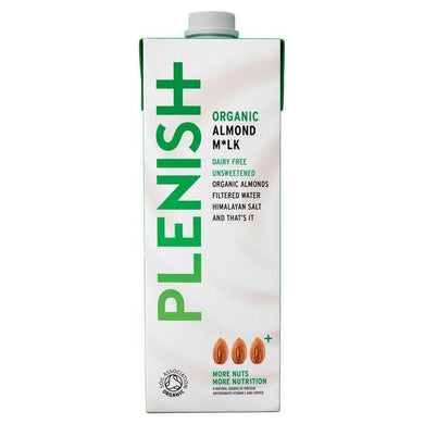 Organic Almond Milk | Plenish