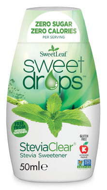 SweetLeaf Sweet Drops Liquid Stevia 50ml