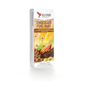 Bulletproof Chocolate Fuel Bars