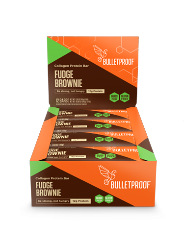 Bulletproof Collagen Protein Bar