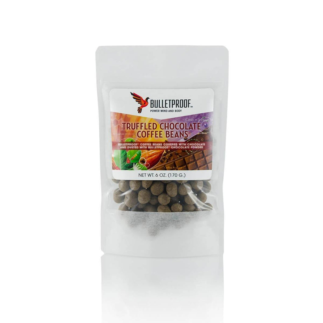 Bulletproof Truffled Chocolate Coffee Beans