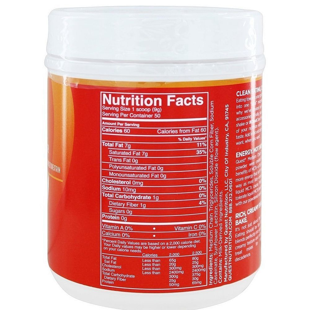 Complete Nutrition Products