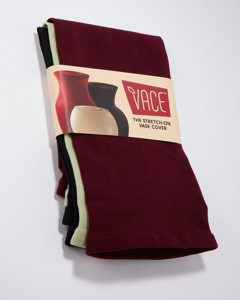 Variety 3-Pack: Wine/Sage/Black M/L