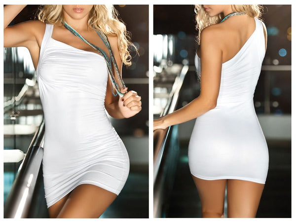 4742 Dress Color White