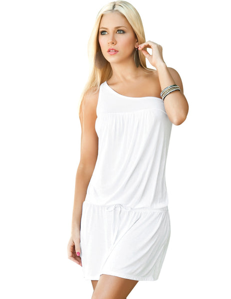 4764 Dress Color White