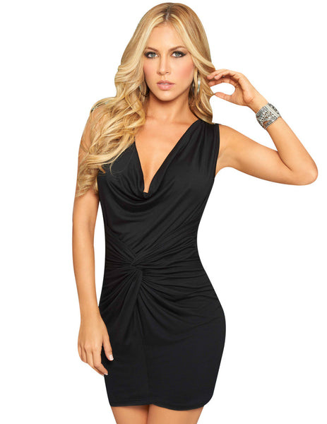 4807 Dress Color Black