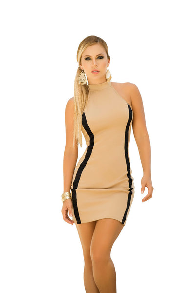 4905 Dress Color Mocha