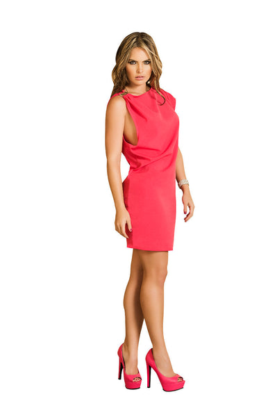 4922 Dress Color Coral