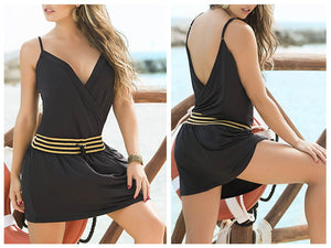 7779 Dress Color Black