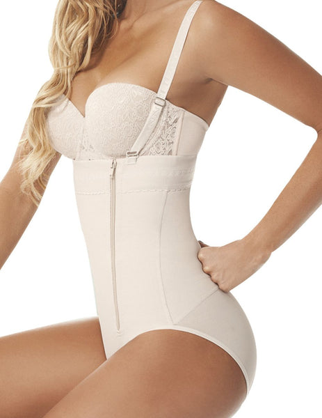 1043 Powernet Body Fiorell Color Beige