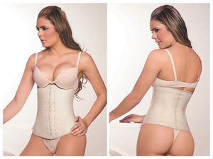 2025 Latex Girdle Body Shaper Color Beige