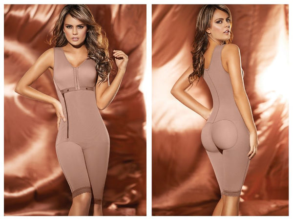 5010 Powernet Scarlett Shapewear Color Brown
