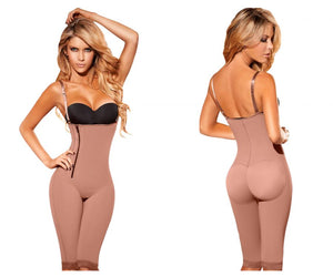5141 Powernet Luna Shapewear Color Brown