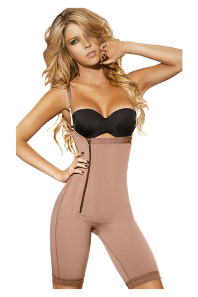 5148 Powernet Angelina Shapewear Color Brown