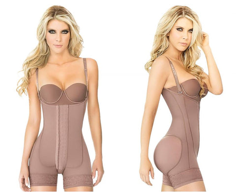 5166 Powernet Melissa Shapewear Color Brown