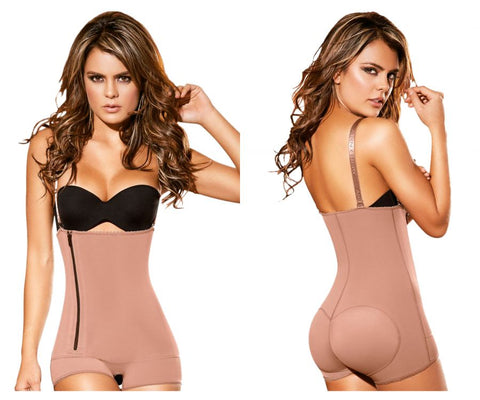 5168 Powernet Melanie Shapewear Color Brown