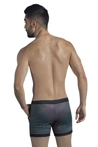 0626 Honey Swim Trunks Color Black