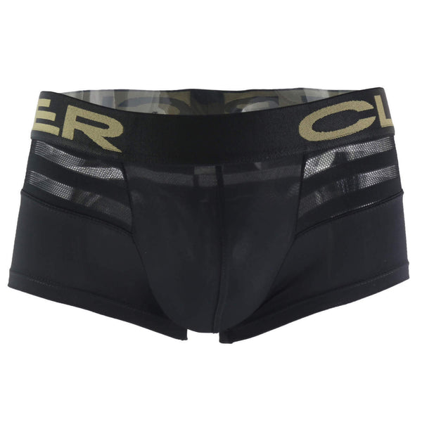 2210 Ammolite Latin Boxer Color Black