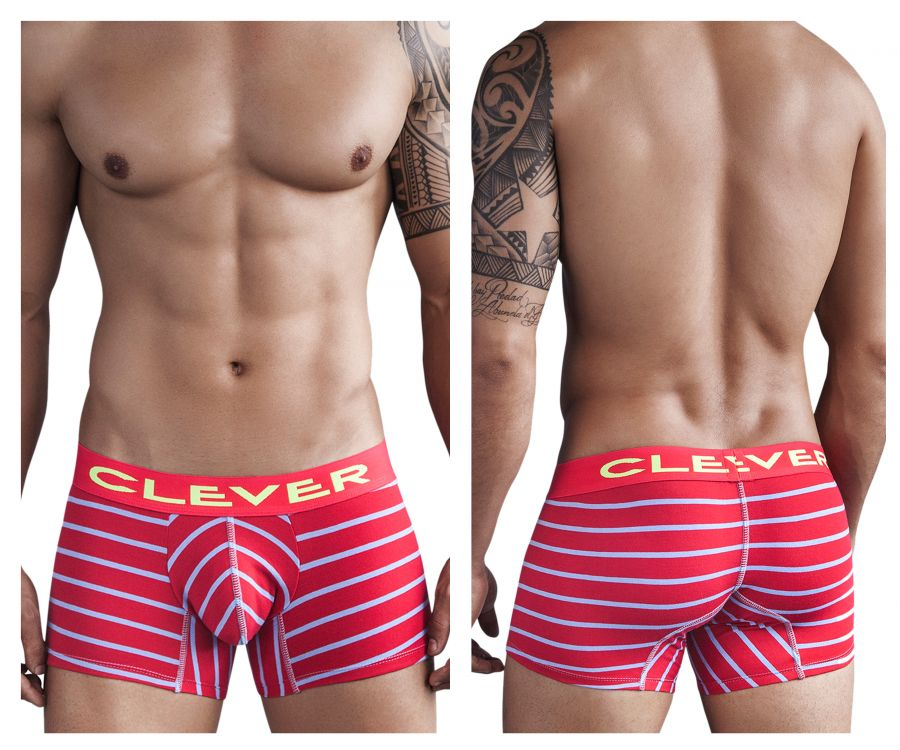 2269 Mayan Pantheon Boxer Color Red