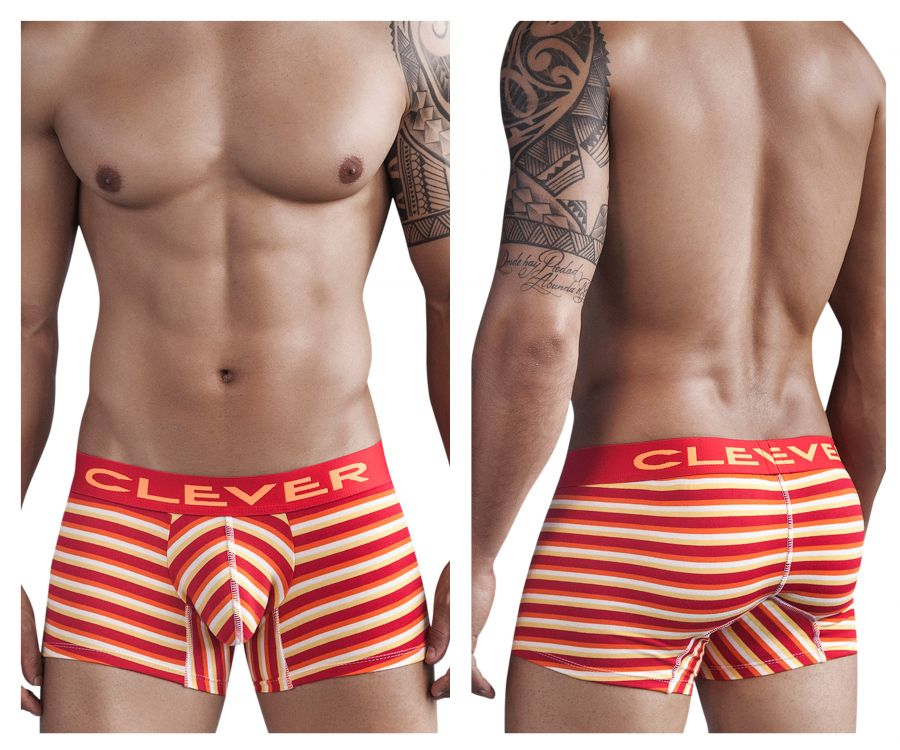 2270 Navajo Code Boxer Color Red