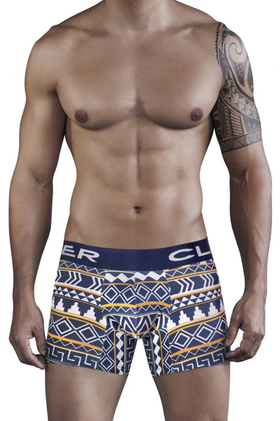 2277 Azteca Magic Boxer Color Blue
