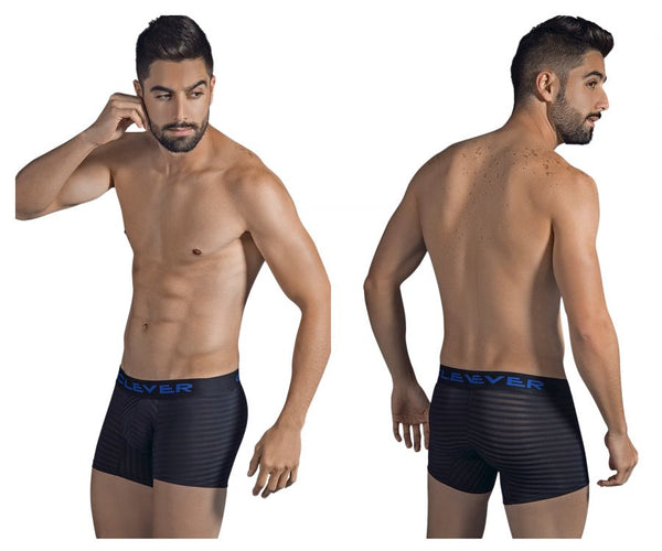 2299 Zebra Boxer Briefs Color Black