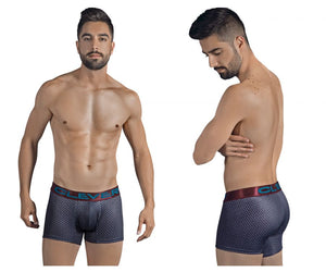 2307 Diamond Boxer Briefs Color Gray