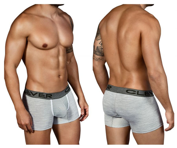 2315 Mottled Boxer Briefs Color Gray