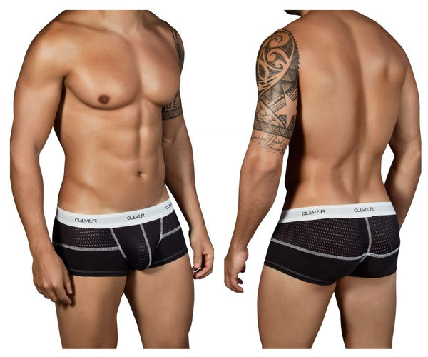 2317 Sweetness Latin Boxer Briefs Color Black