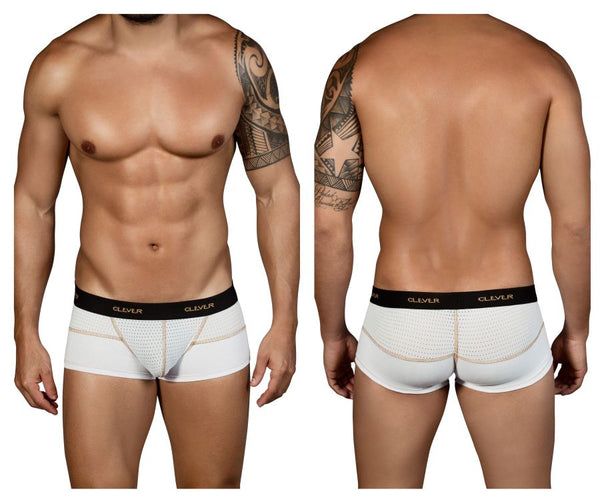 2317 Sweetness Latin Boxer Briefs Color White